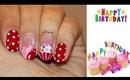 Easy Birthday Nails