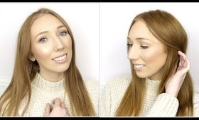 15 MINUTE EVERYDAY MAKEUP ROUTINE FOR WORK/SCHOOL!!!