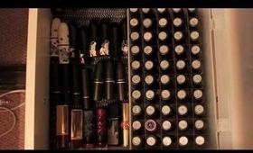 Makeup Stash/Storage Dec 2010