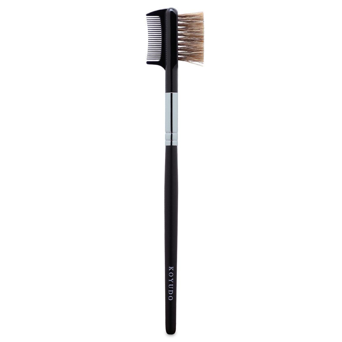 KOYUDO Casual Series C-46 Brush & Comb Black product swatch.