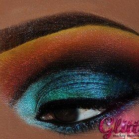 Eyeshadow Work