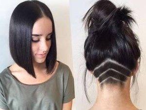 Hair Cut Half , Skushi