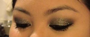 Gunmetal Sparkly Eyes