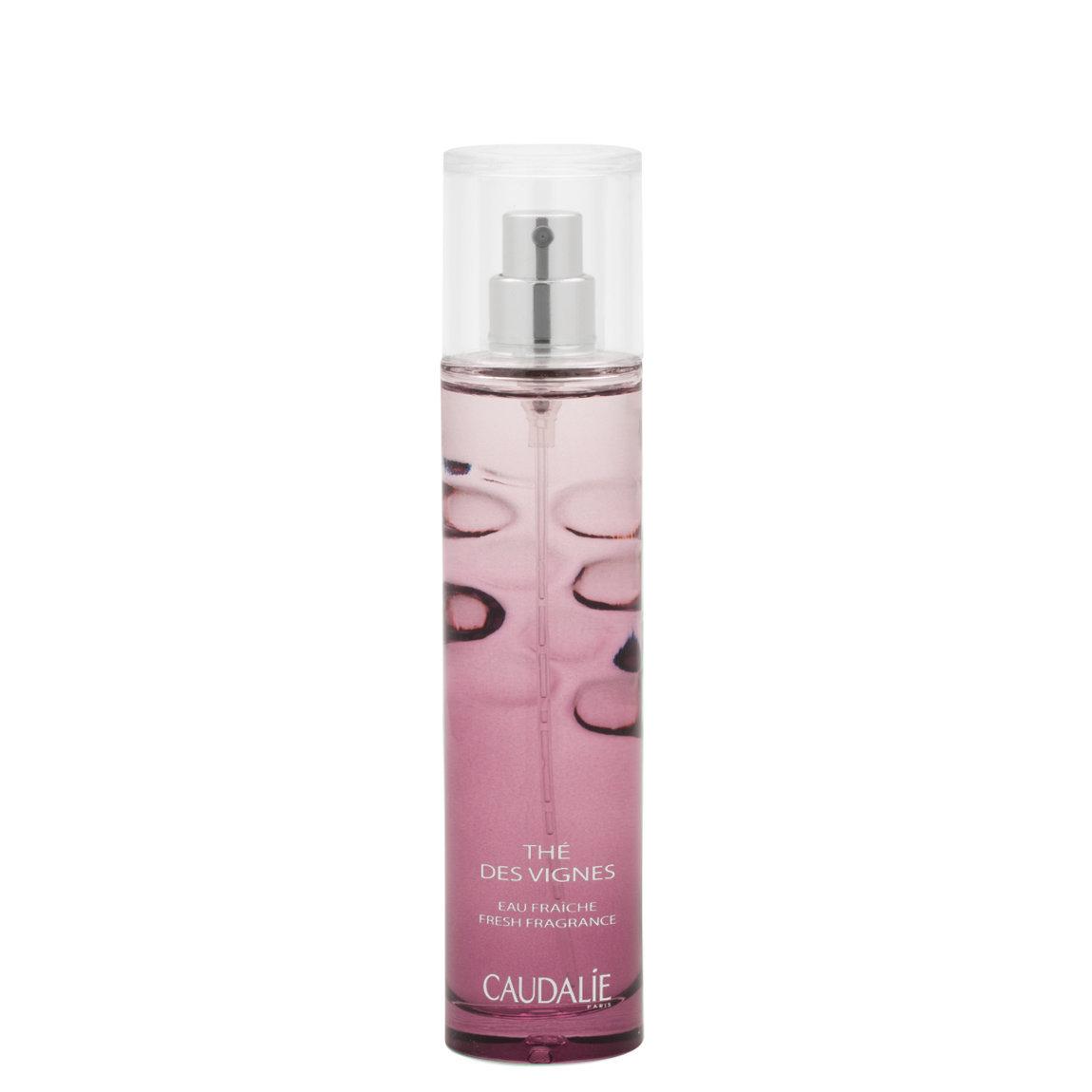 Caudalie Thé Des Vignes Fresh Fragrance product swatch.