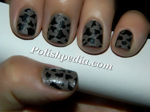 I have fallen in love with Textured Nail Polish.  Have You? See more about these nails @ http://polishpedia.com/textured-animal-print-nails.html
