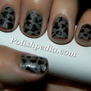 My Animal Nails with Texture!