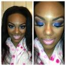 Blue Had Me at Hello :-)