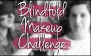 PART 2 | SISTER BLINDFOLD MAKEUP CHALLENGE