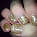 Glitter GELLUX Salon System gel polish