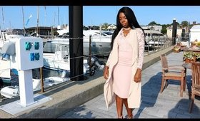 Get Ready With Me // The Wedding Guest👰🏾💍