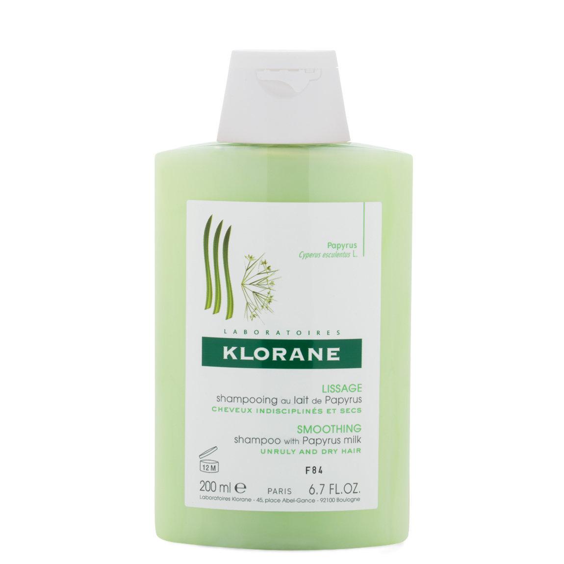Klorane Shampoo with Papyrus Milk 6.7 oz alternative view 1 - product swatch.