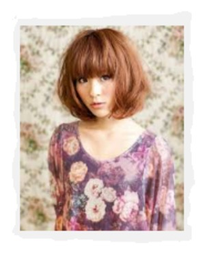 dream hair cut once my hair is down to my knees XD