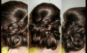 How To: Elegant Prom Updo