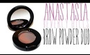 Review: ANASTASIA Brow Powder Duo