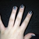 magnetic nail polish :)