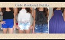 Girls Weekend Outfit Ideas - Charmaine Manansala