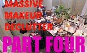 SUPER FAST SFX!! │ Massive Decluttering Part 4