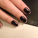 French nails gel polish