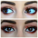 How to make all eye colors pop!