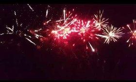 Bonfire Night 2016 - Abergavenny Fireworks Extravaganza