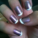 Classy Iridescent Color Changing Nails