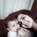 Me && my wonderful son<3