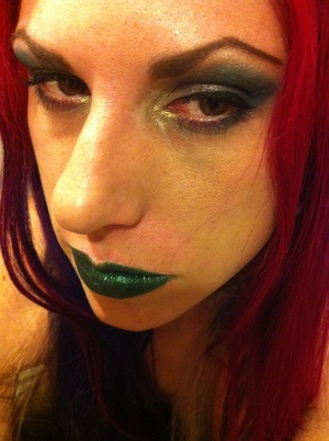 UD Vice Palette and Lime Crime's Serpentina