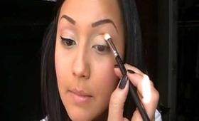 Makeup Tutorial- SS 2011 Trend Orange Lipstick