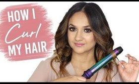How I Curl My Hair | Everyday Beachy Waves