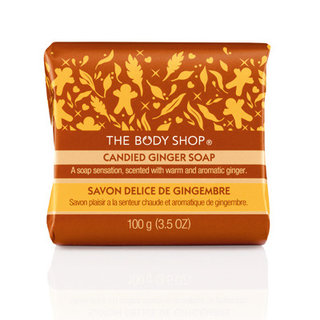 The Body Shop Candied Ginger Soap