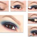 Makeup Tutorial #1 — Sleek Makeup i-Divine Ultra Mattes V2 Darks Palette