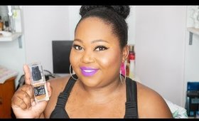 COVERGIRL FULL SPECTRUM FOUNDATION REVIEW