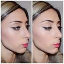 Eyeliner Drama Side View