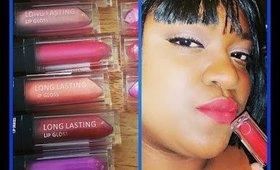 99 Cent Liquid Lipsticks