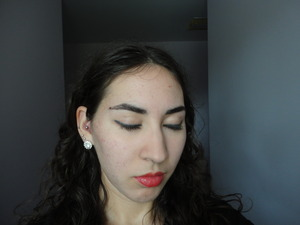 Stay tuned for the tutorial and Just Bitten Kissable review!