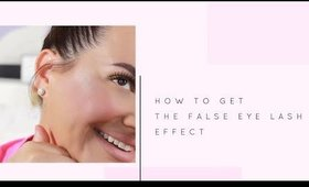 How To Make Eyelashes Appear Longer | The Best Mascara!