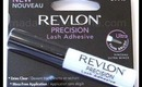 Revlon Precision Lash Adhesive & Lash Review