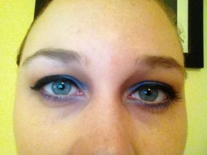 Finally got my eyeliner right