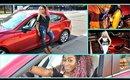 Vlog: Summer Fashion, Wigs, 2016 Mazda 3 & Bae's Birthday Weekend