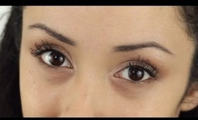 Too Faced Better Than False Lashes Tutorial and Dupe