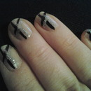 Black n glitter