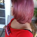 My Purple Rose Hair