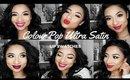ColourPop Ultra Satin Lip Swatches