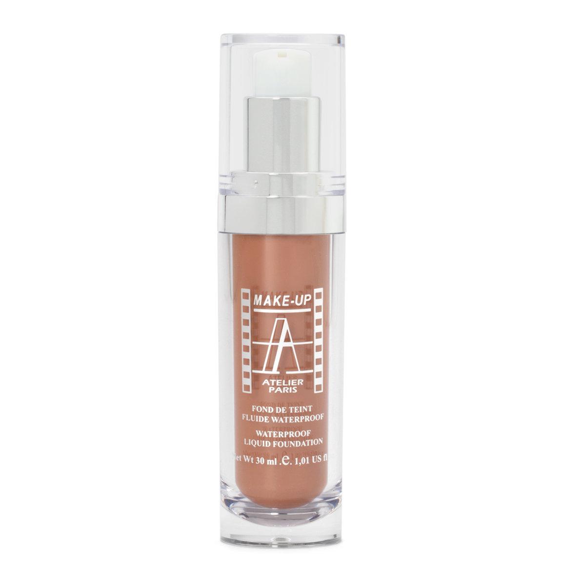 Make-Up Atelier Fluid Foundation Apricot FLW6A Apricot Honey 2 alternative view 1.