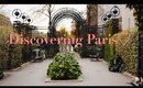 Discovering Paris Highline Park| #EveInParis