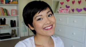 Well technically I've had a pixie for several months now but I thought it was time to update my beautylish page and share my haircut on here as well LOL