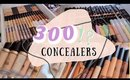 HUGE Makeup Declutter | Organize & Chill ✳ 300+ CONCEALERS