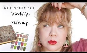 Besame x Disney Sleeping Beauty 1959 Palette | Makeup Tutorial