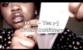 Haul - Yea ;-) : Urban Outfitters
