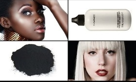 EBONY AND IVORY: THE BEST FOUNDATIONS FOR VERY PALE AND VERY DEEP SKIN!